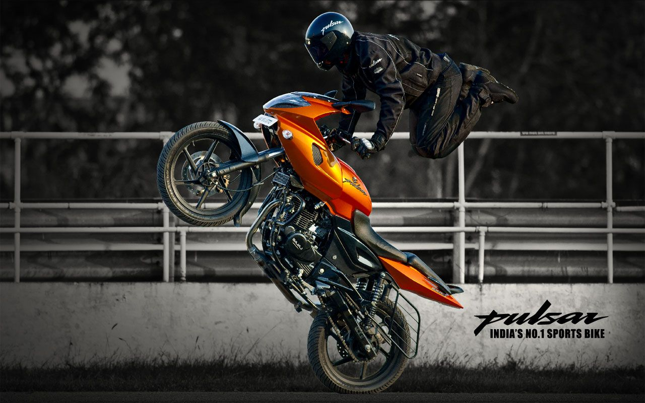 R15 Bike Stunts Wallpapers Hd