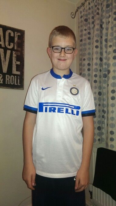 Inter Milan away kit