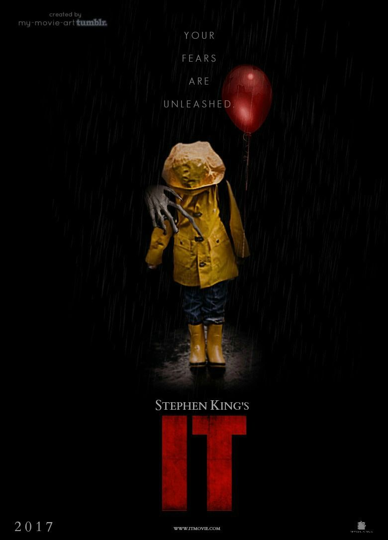 Image result for it poster 2017