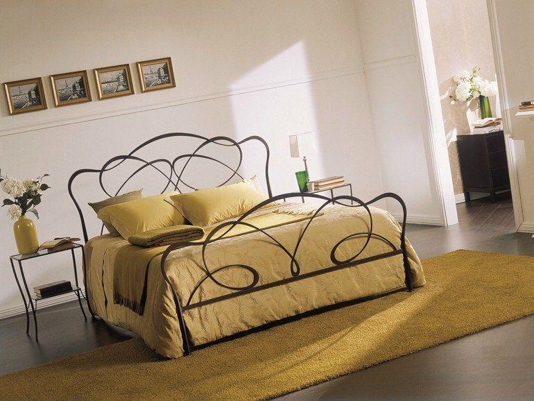 Decora o quartos com camas de ferro de luxo cama de for Mobilia trieste