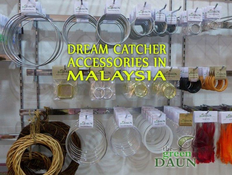 Where to Buy Dream Catcher Accessories in Malaysia