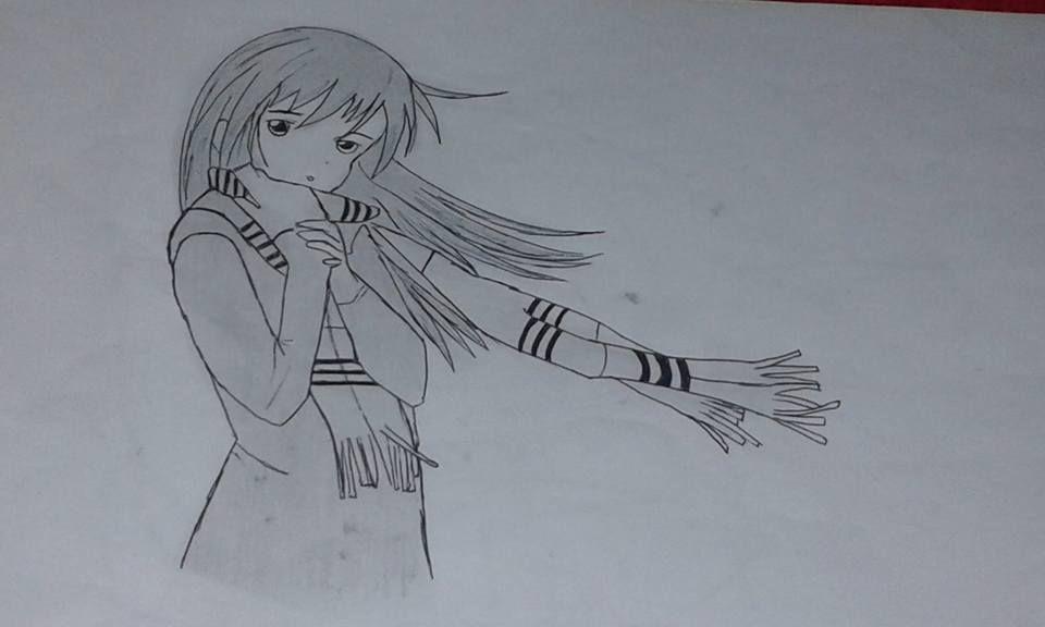 Pin By بسمة أمل On رسم انمي Drawing Anime Art Humanoid Sketch