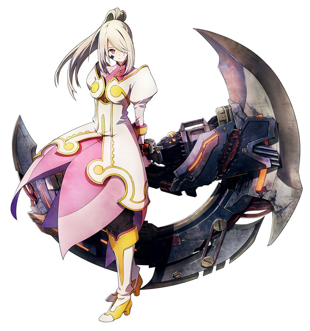 Estelle Costume Art God Eater 3 Art Gallery in 2020