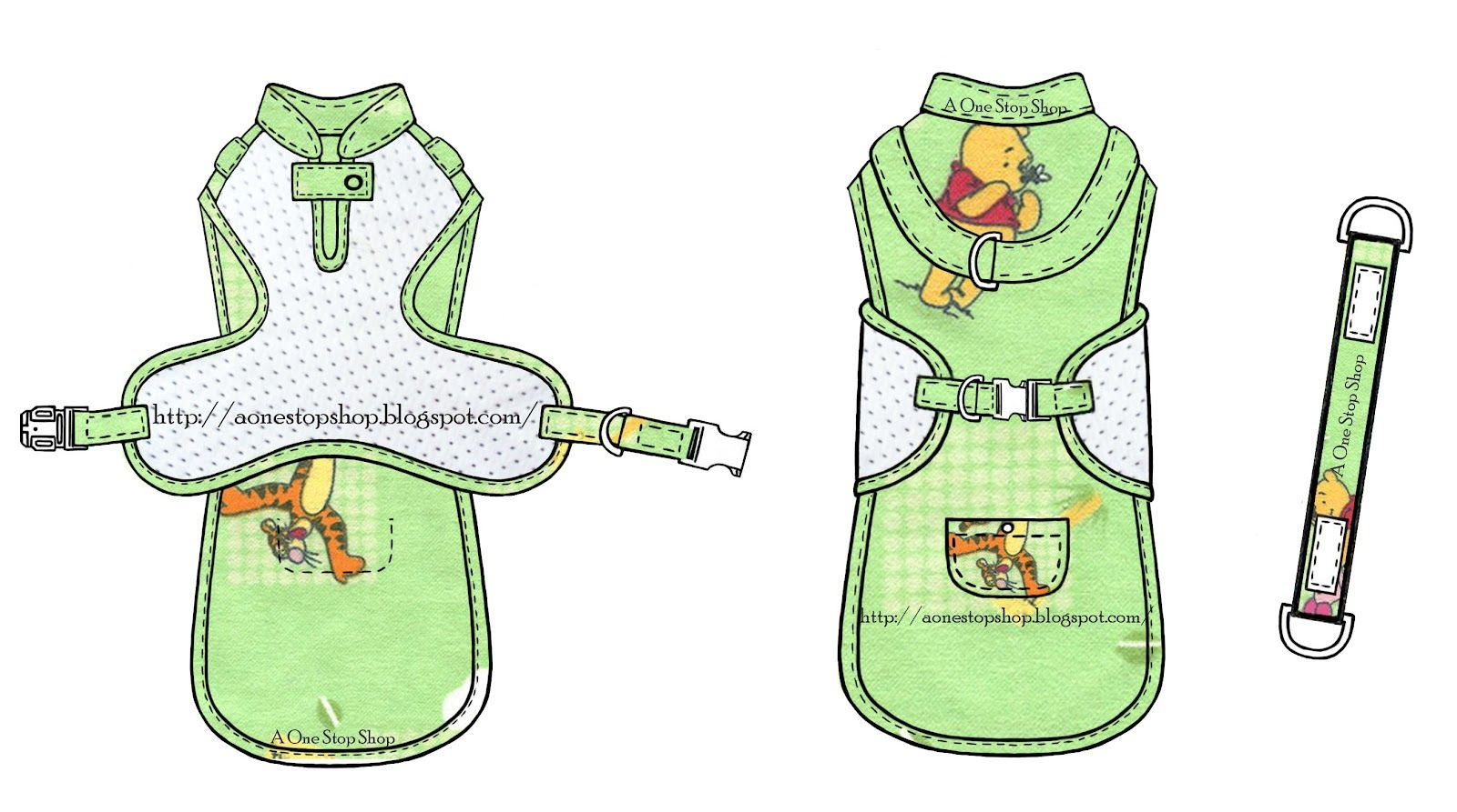 how to make sewing patterns bigger
