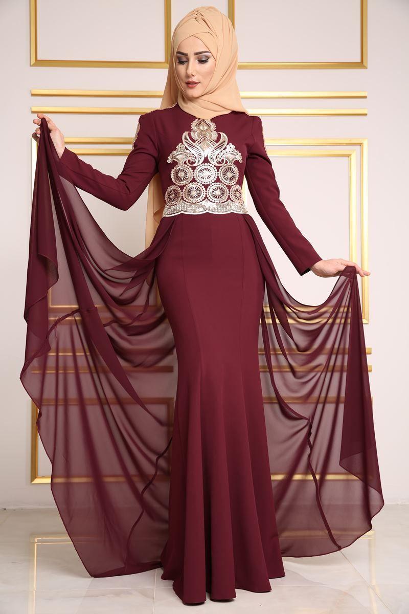 de7b37327cdf1 Tesettür Abiye, Abiye Elbise, Tesettür Abiye Modelleri - İstanbul ...