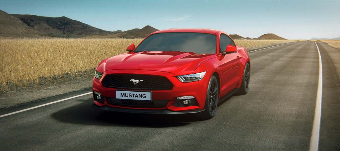 Ford Philippines All New Mustang Introducing The All New