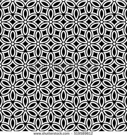 cca78f48bd499 Vinilo Pixerstick Moderno del vector sin fisuras patrón de geometría  sagrada