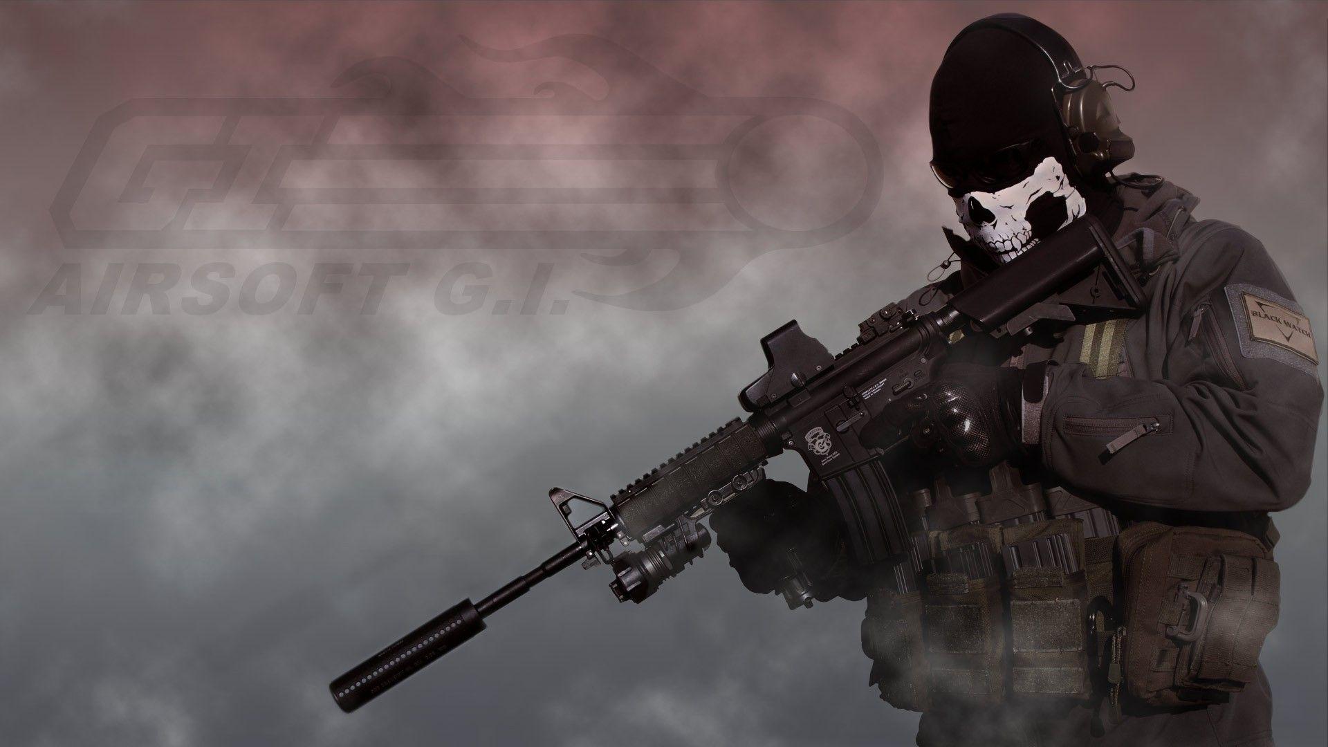 Sniper Rifle Wallpaper HD