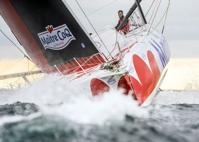 Nail biting end to the York-Vendée race