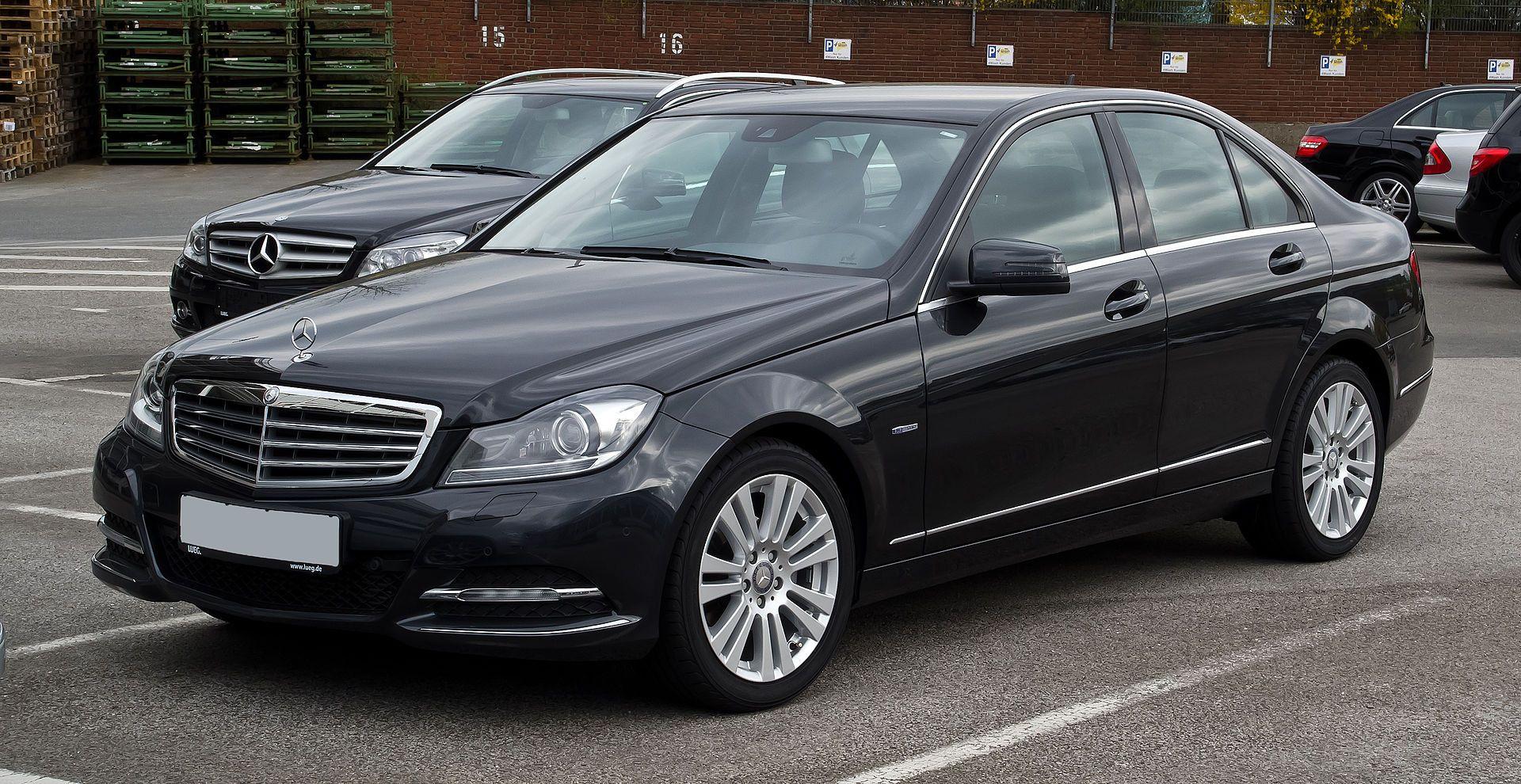 Mercedes Benz C 200 Cdi Blueefficiency Elegance W 204 Facelift
