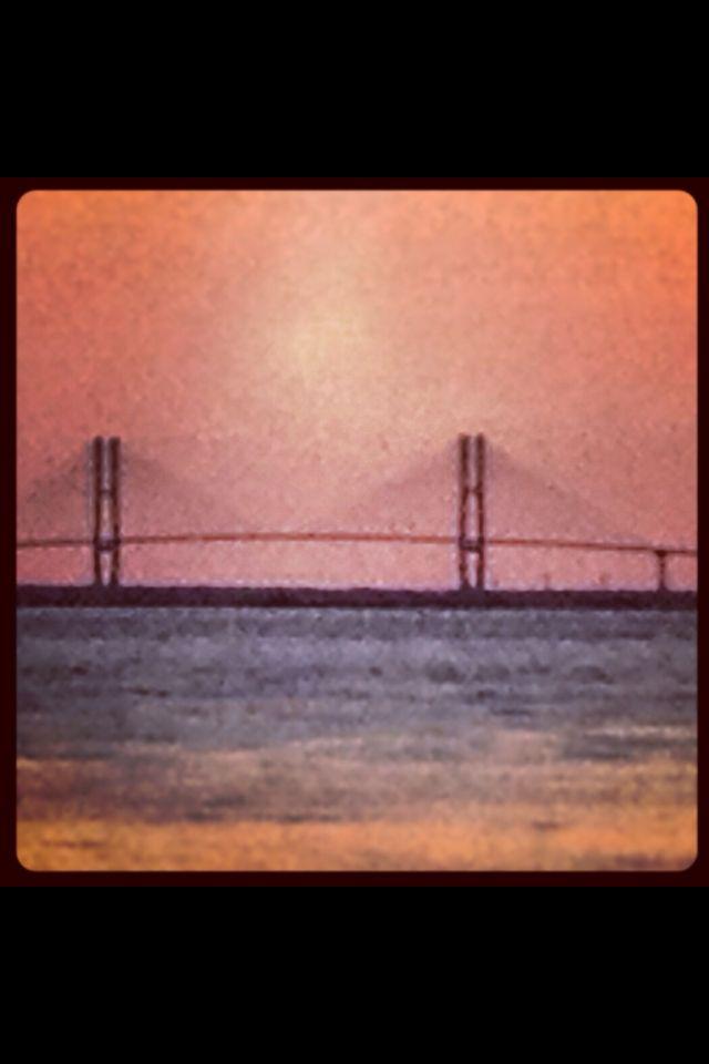 Jekyll island bridge