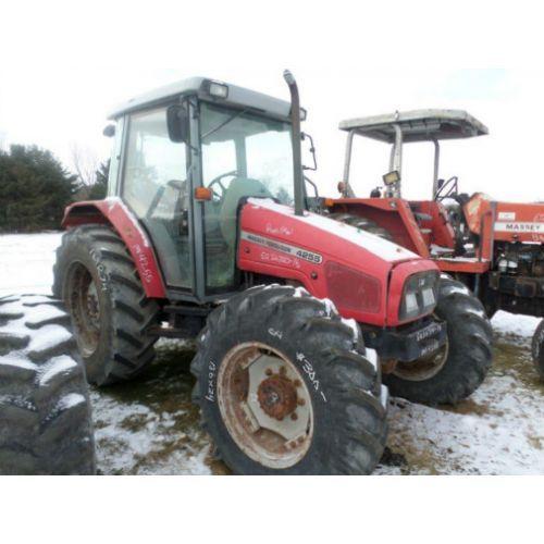 Used Massey Ferguson 4255 Tractor Parts Eq26700 Call 877530: 255 Massey Ferguson Tractor Parts At Bitobe.net