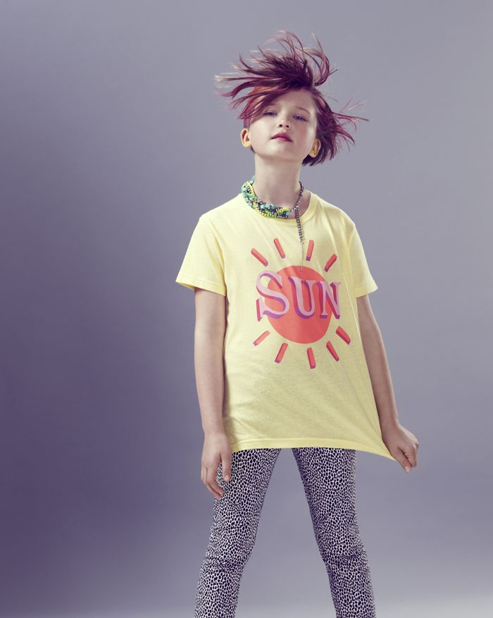 Sun T- shirt by Dandy Star : Holidays are coming