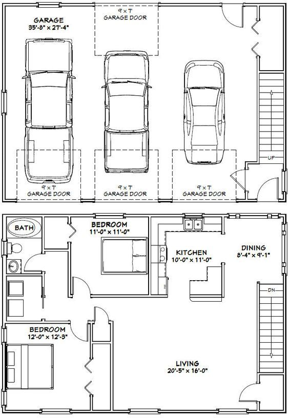 Find and save ideas about barndominium floor plans also pdf house garage  shed shedbuildingplans rh pinterest
