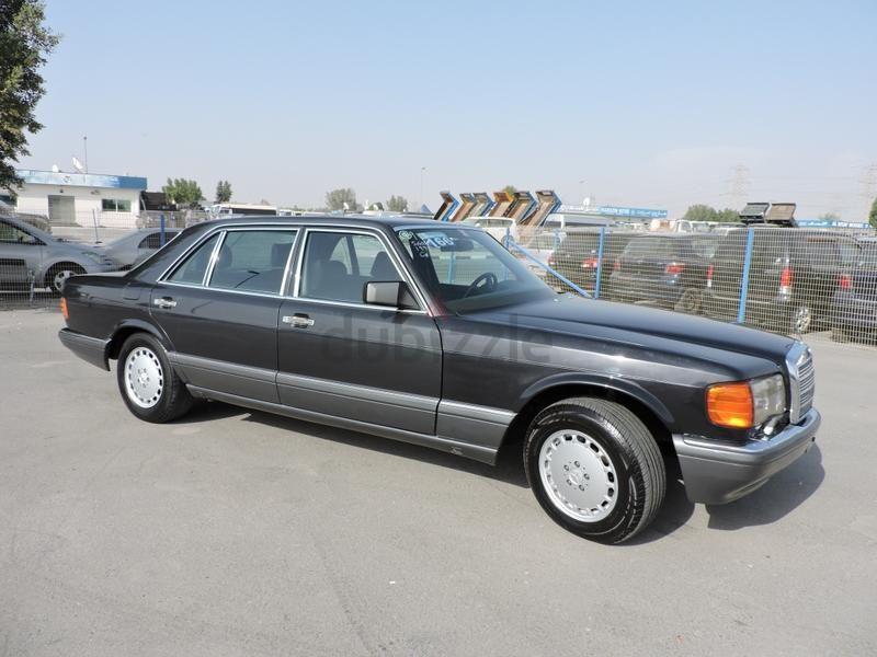 Dubizzle dubai 500 560 a fantastic 560 sel for sale for Mercedes benz 560 sel