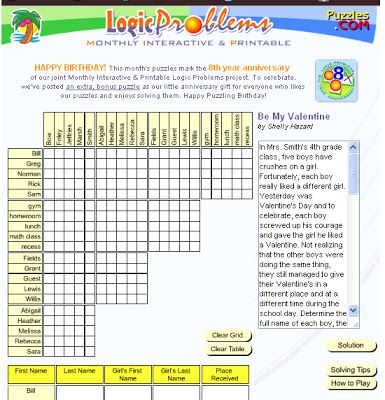 Worksheets Logic Puzzles Worksheets 1000 images about logic puzzles on pinterest maze and answers holiday themes