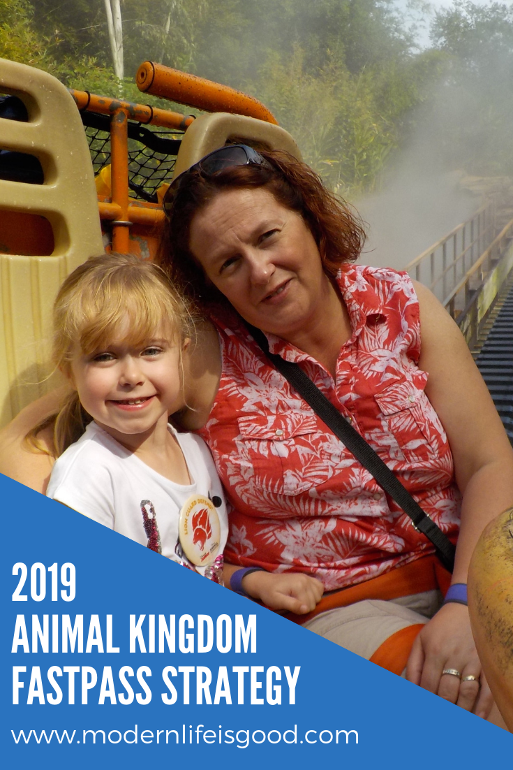 Animal Kingdom Fastpass Strategy 2019 #animalkingdom