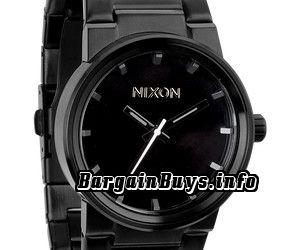 Nixon Cannon Watch #watch #Nixon #bargainbuy