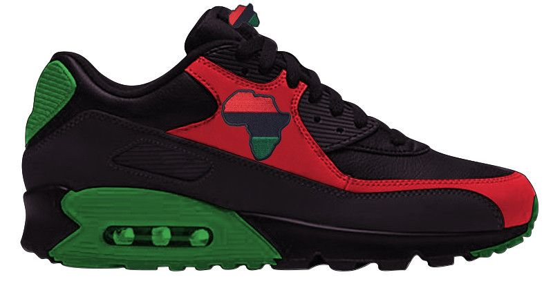 best sneakers a7346 15c68 The flag was designed by the Honourable Marcus Mosiah Garvey and adopted  (August 13, 1920 during a month-long convention ...