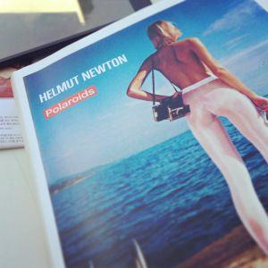 Helmut Newton, Polaroids, Taschen