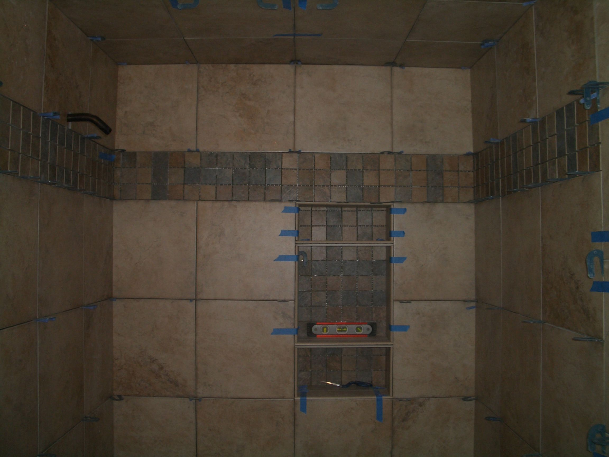 Shower tiles Bathroom Remodel Ideas Tile installation