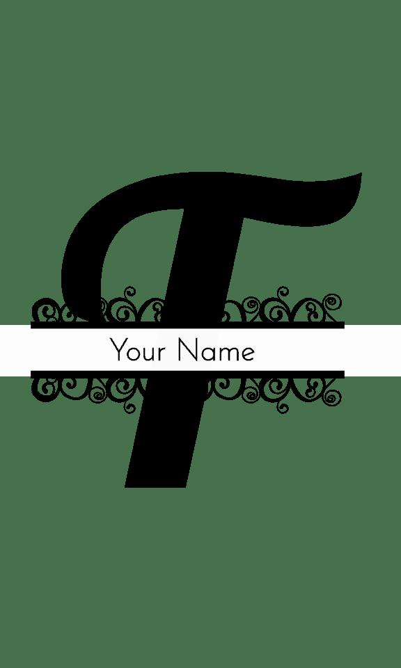 Free Split Monogram Font Maker Create Your Monogram Online Monogram Online Monogram Fonts Lettering