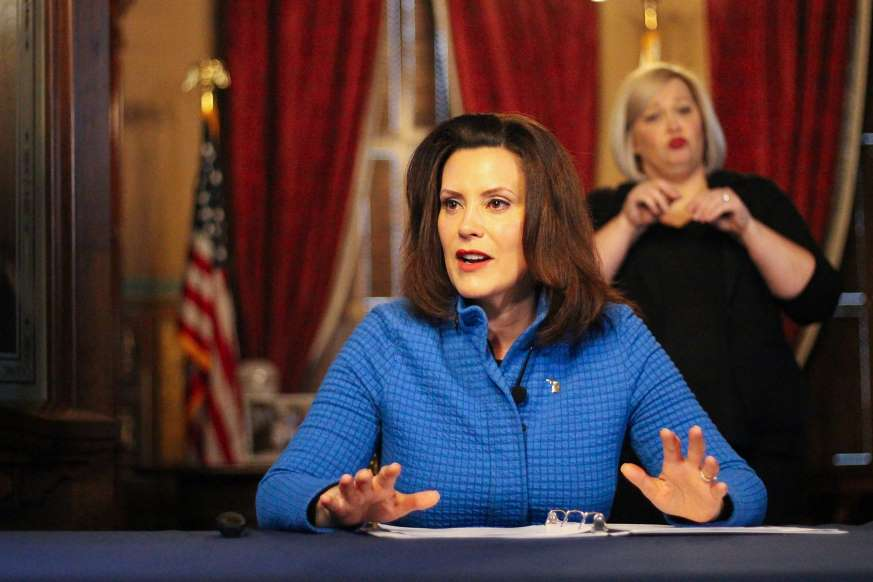 Thatwomaninmichigan Trends On Twitter After Trump Tells Pence Not To Call Whitmer In 2020