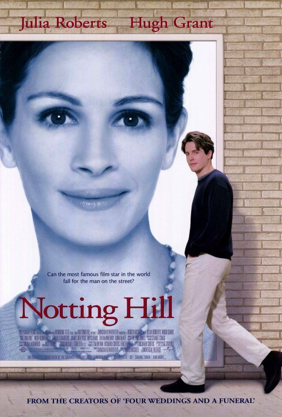 Notting Hill 27x40 Movie Poster (1998)