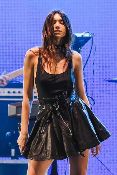 Dua Lipa Stage Outfits Performance Outfit Stunning Women