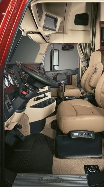 Coronado Truck Style Freightliner Trucks Semi Trucks Interior Truck Interior Freightliner Trucks