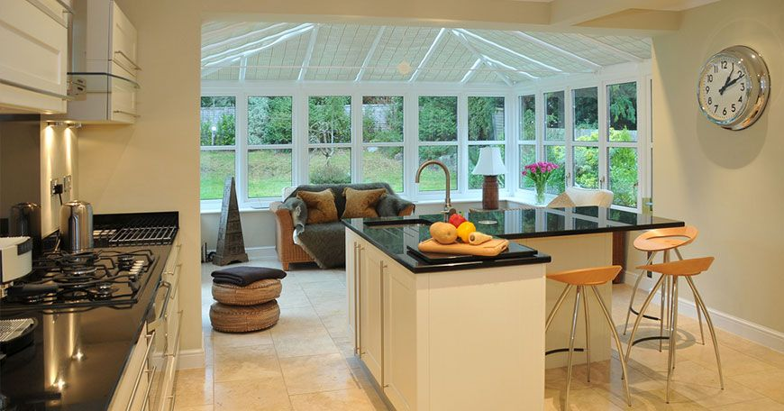 Get online conservatory prices with our free online conservatory cost calculator choose your style