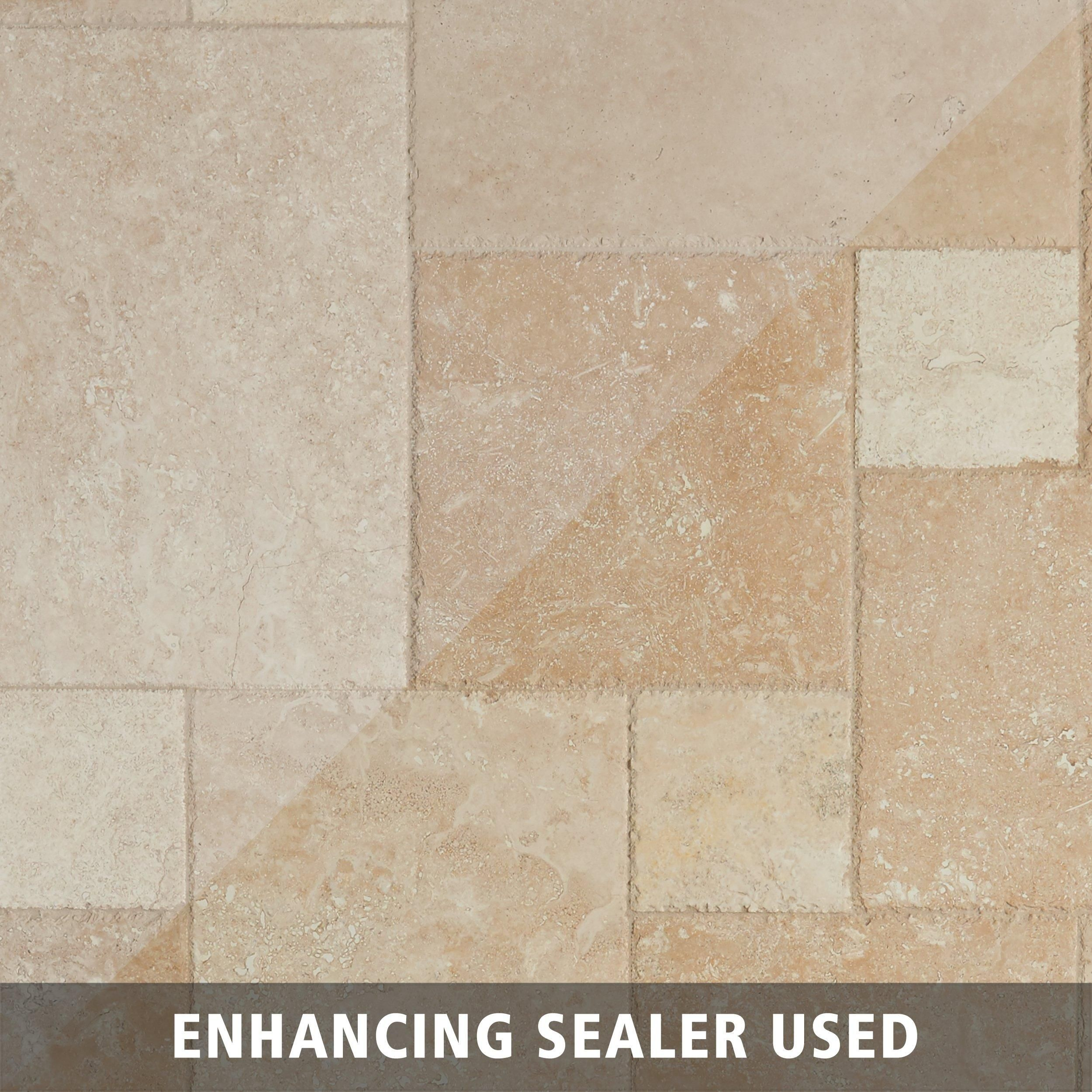 Savona Ivory Honed Travertine Tile Travertine Tile Honed