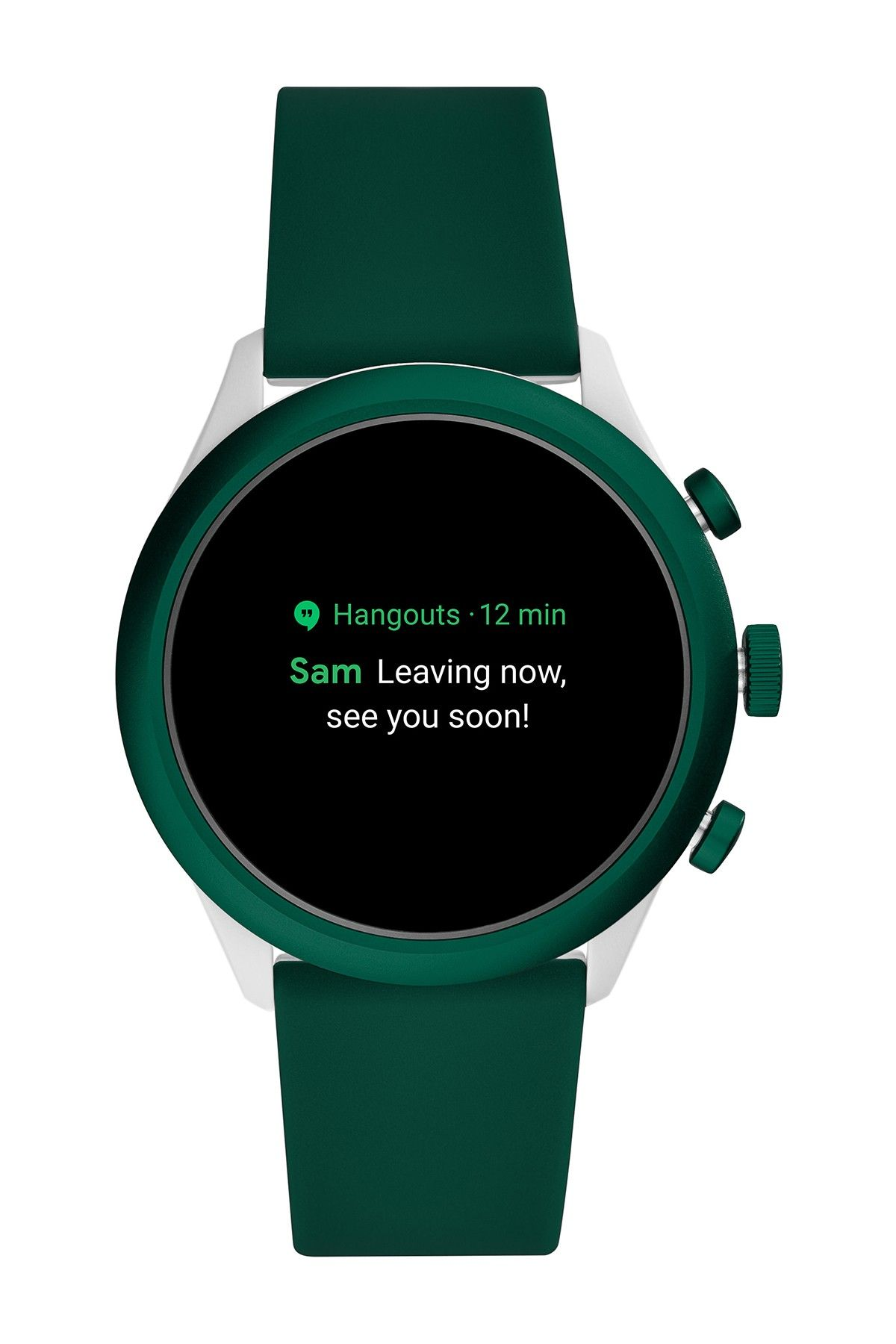 Fossil Men's Sport Smartwatch, 43mm HauteLook in 2020