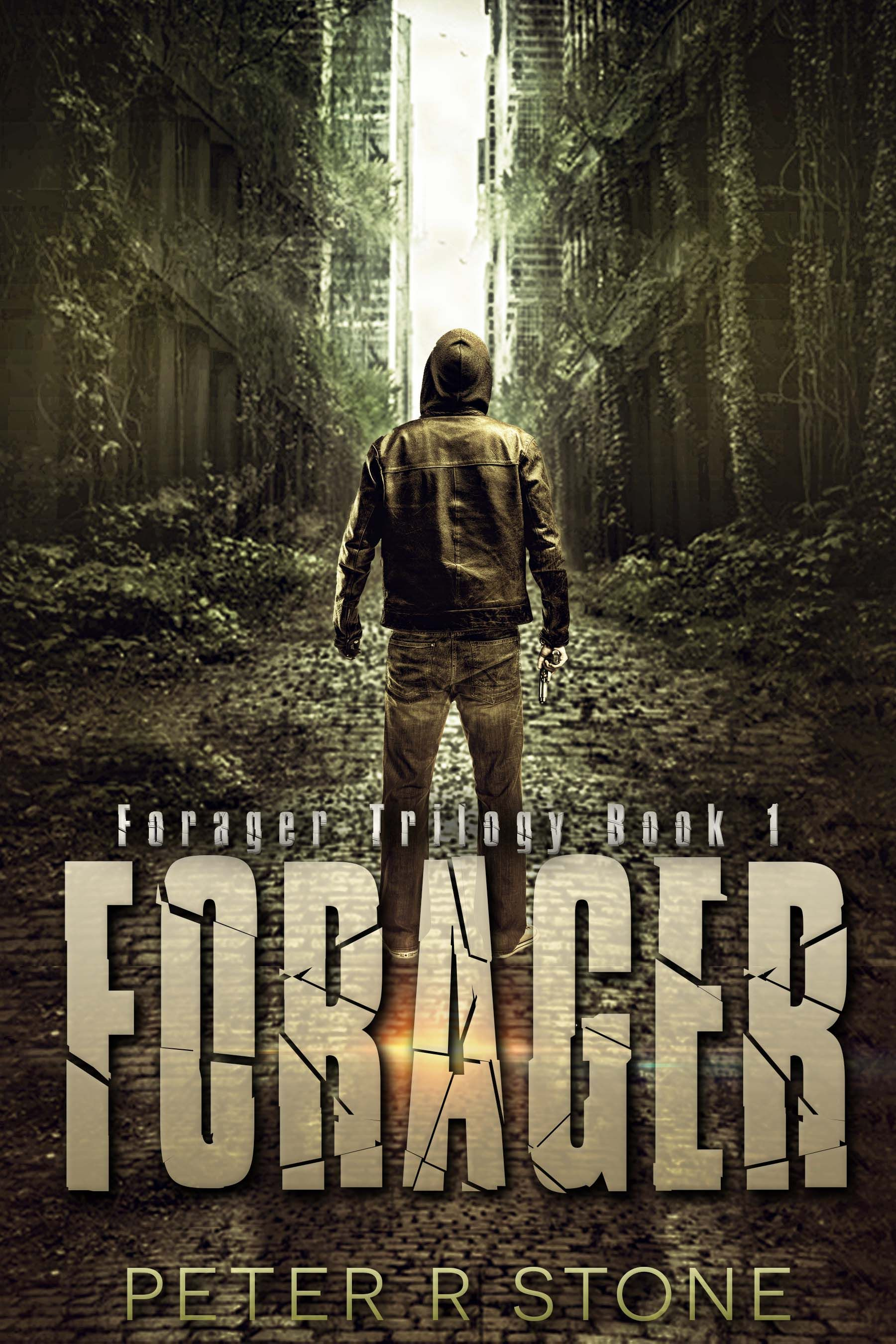 Forager - A Post-Apocalyptic Thriller Book 1   Fun reads!   Thriller