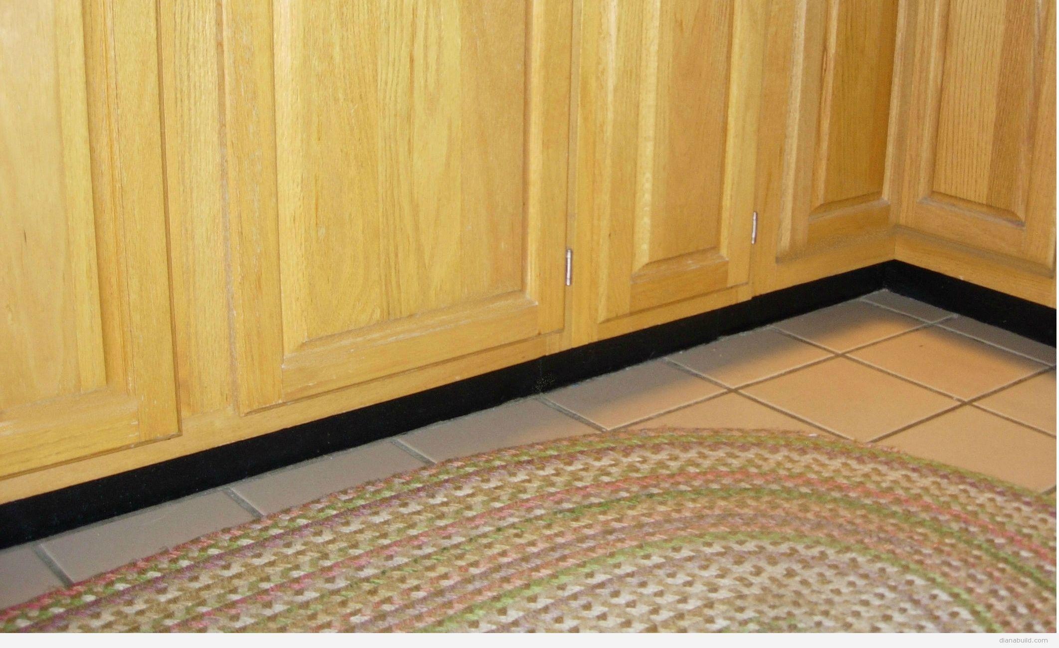 Kitchen Cabinet Toe Kick Plate