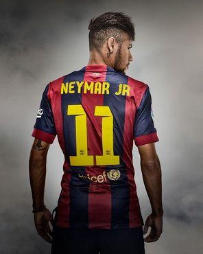 Camiseta NEYMAR del Barcelona Primera 2014-2015 baratas  9d58b636e6da6