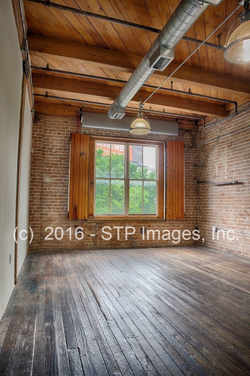 The photos below are of the Studio Space (suite 210) for Vine Street Rental…