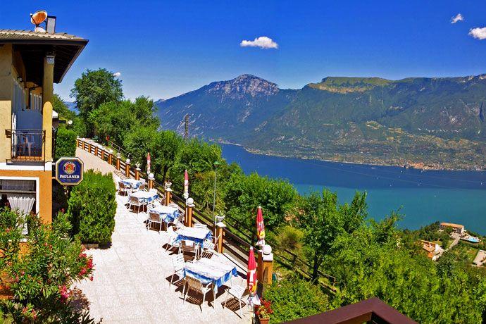 Hotel Panorama Tremosine Lake Garda Best Holiday Destinations
