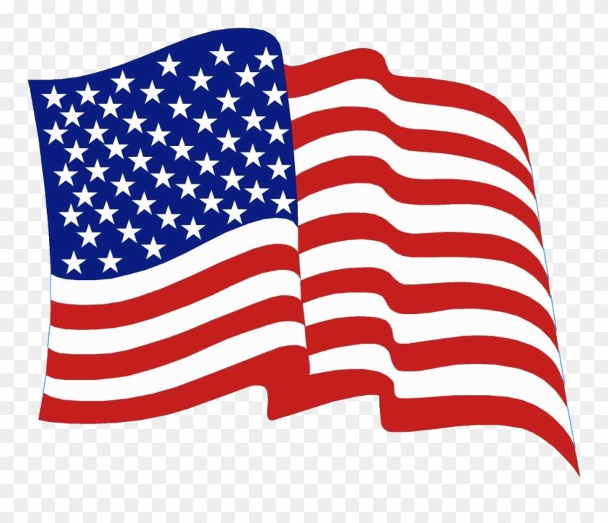 Download Hd Us Flag Waving Clipart Png Download And Use The Free Clipart For Your Creative Project In 2020 American Flag Decal Flag Flag Decal
