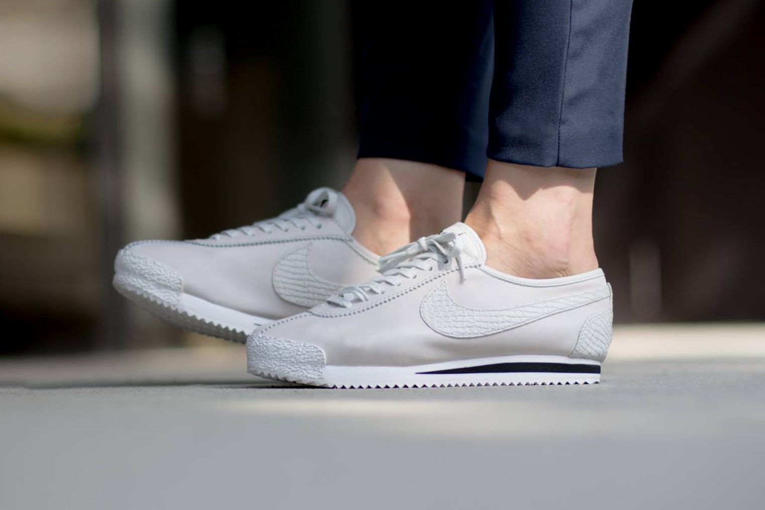 NIKE CORTEZ '72 – LIGHT BONE