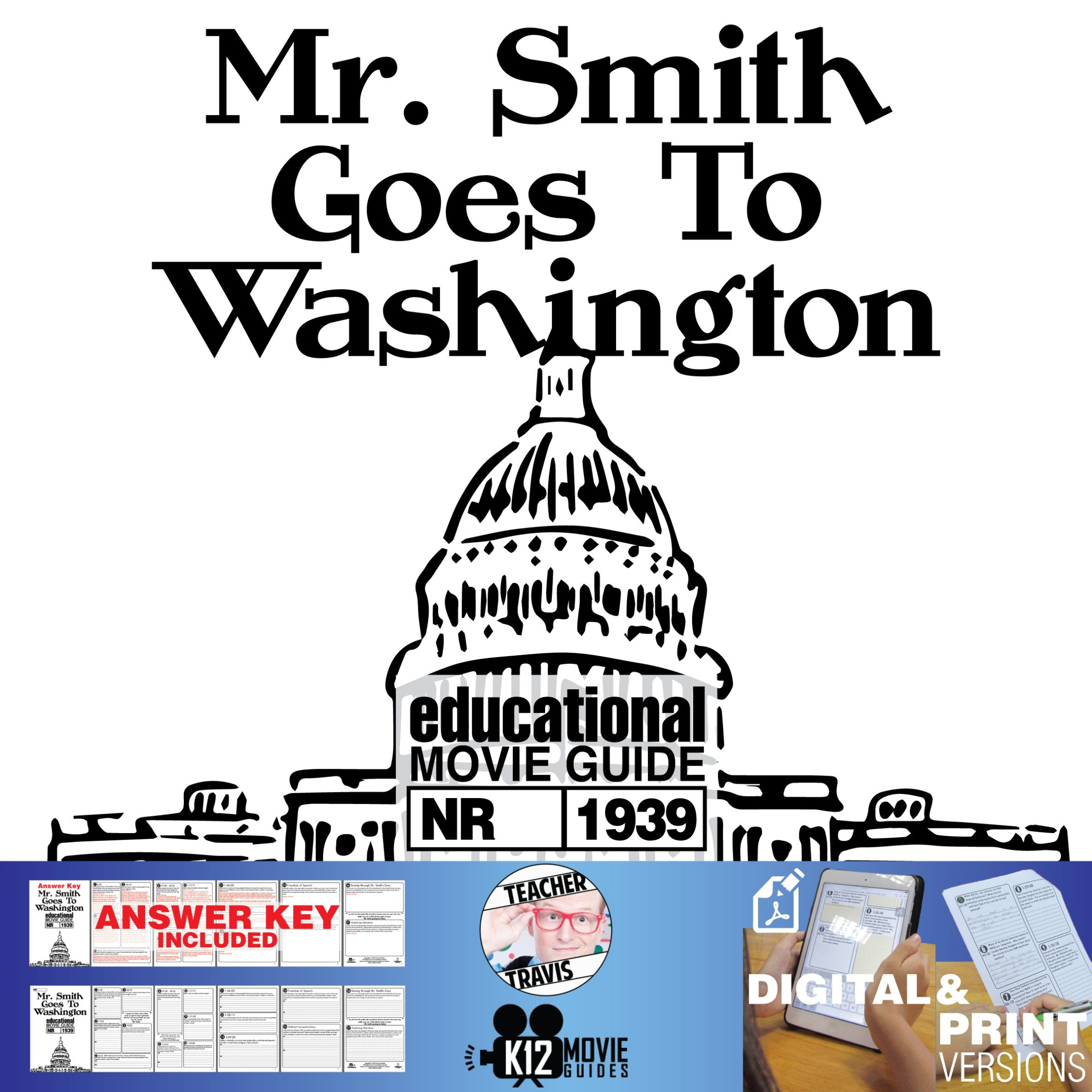 Mr Smith Goes To Washington Movie Guide