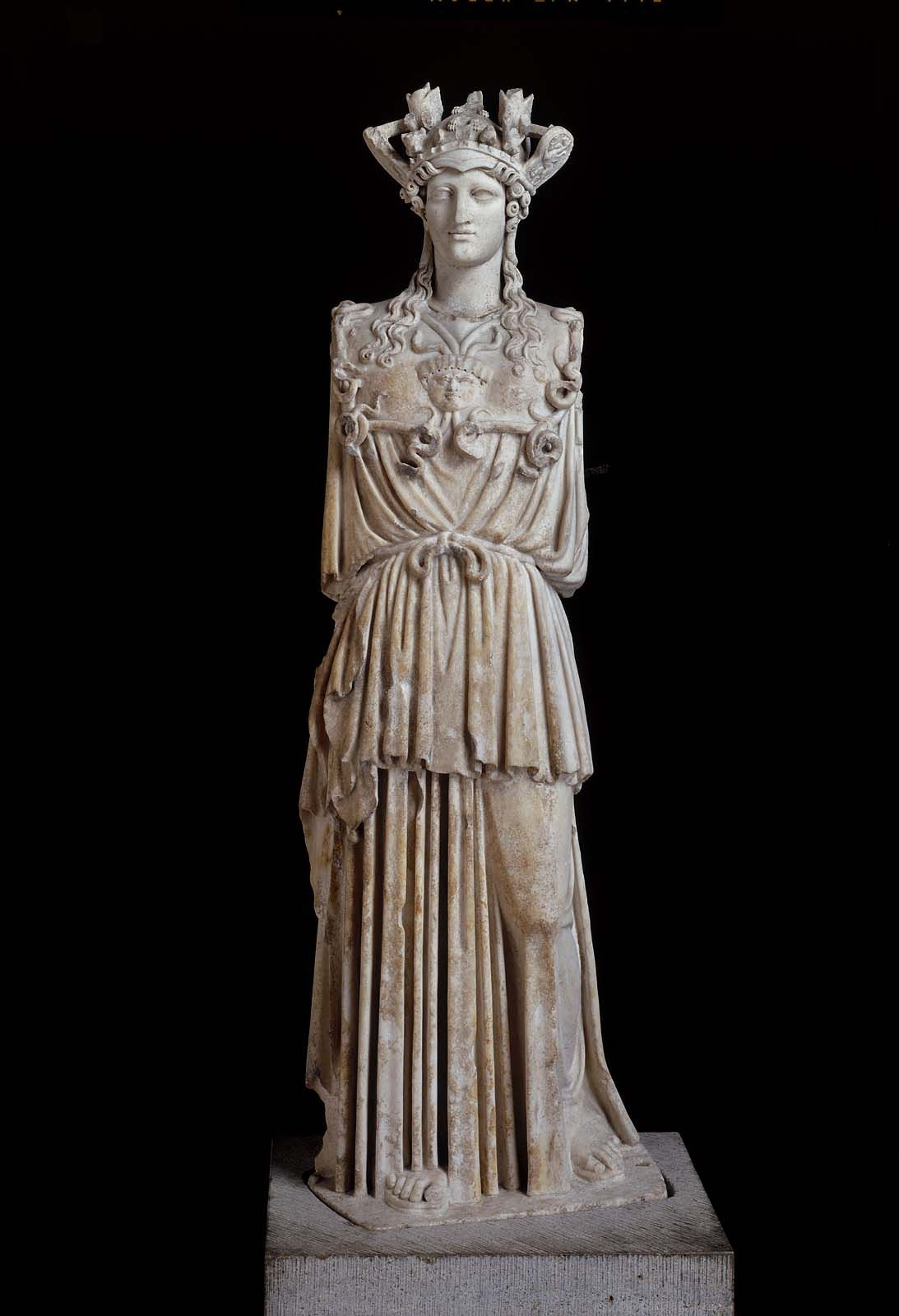 Roman and greek history on virginity