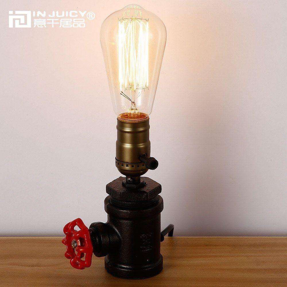 werbung | Diese Retro Leuchte Industrie ist ideal und optimal für ...
