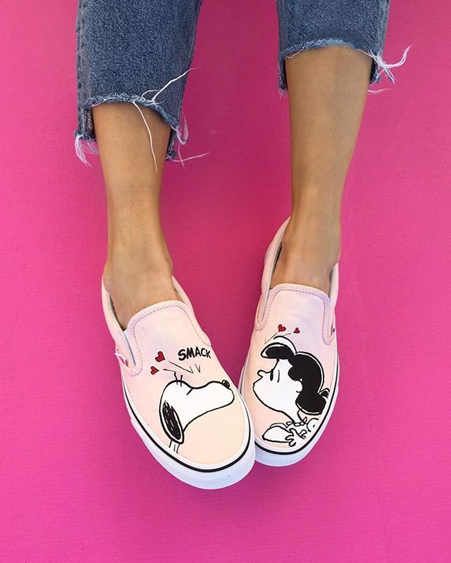 d1246cdaca1 Our favorite shoes from the Vans x Peanuts collection