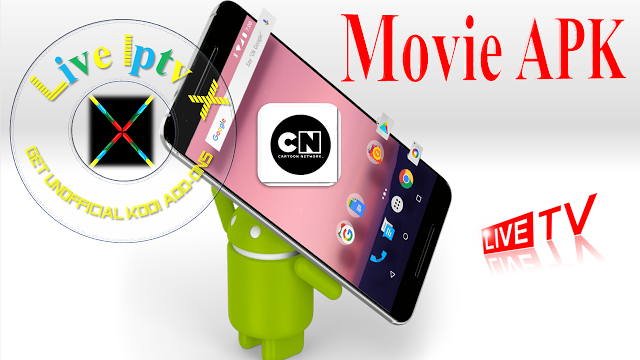 Android Movies App Cartoon Network Android APP Download