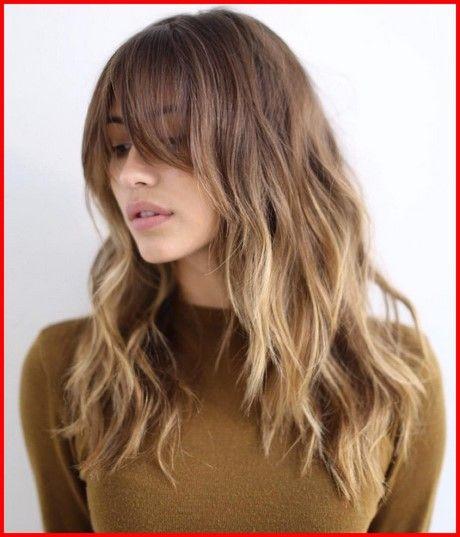 2018 Herbst Frisuren Fur Langes Haar Frisuren Pinterest Hair