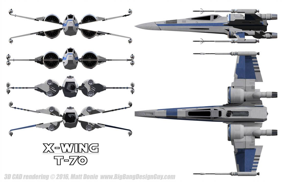 X Wing Blue By Ravendeviant On Deviantart Star Wars Vehicles Star Wars Spaceships Star Wars Ships