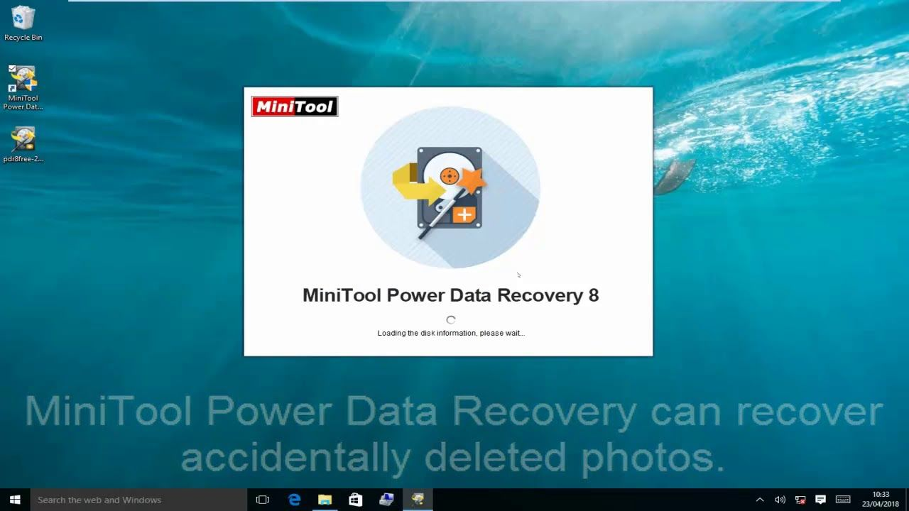 How to recover deleted photos windows 10 minitool power
