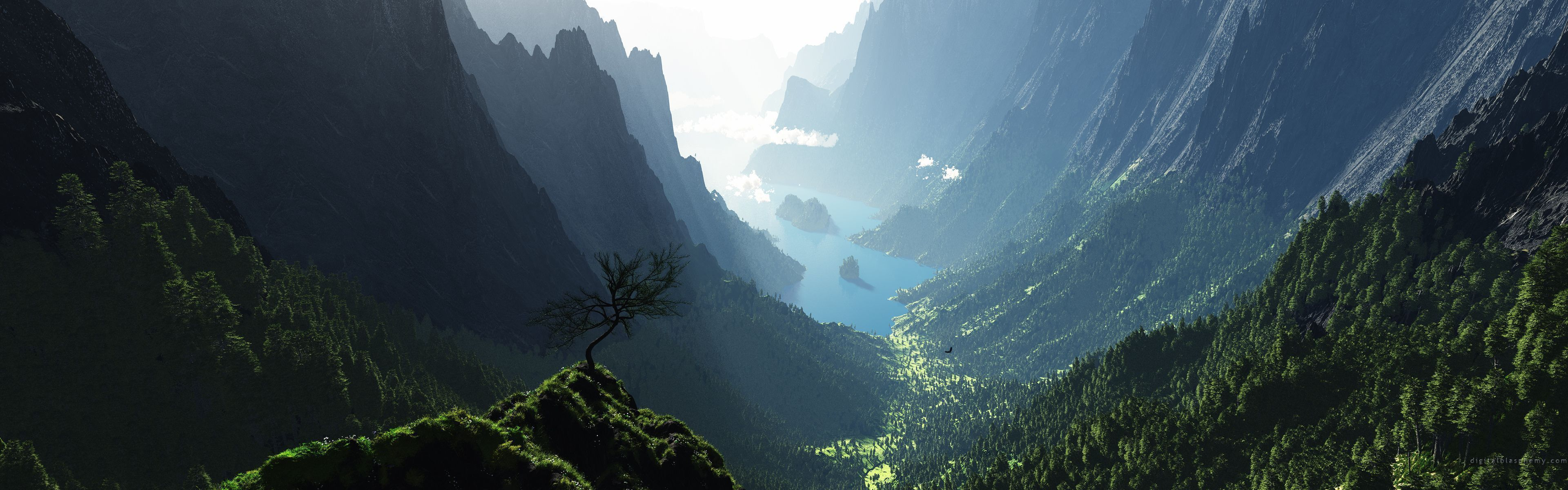 dual monitor wallpapers | Wallpapers | Pinterest | Wallpaper and ...