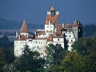 Bran Castle - Bran, Transylvania, Romania